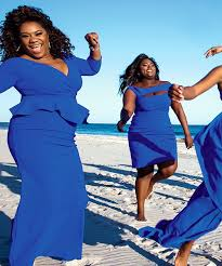 oitnb cast in blue