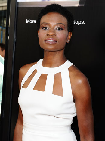 HOLLYWOOD, CA - JUNE 20: Actress Adina Porter arrives at HBO's New Series 'Newsroom' Los Angeles Premiere at ArcLight Cinemas Cinerama Dome on June 20, 2012 in Hollywood, California. (Photo by Angela Weiss/Getty Images)