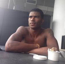 bh shirtless